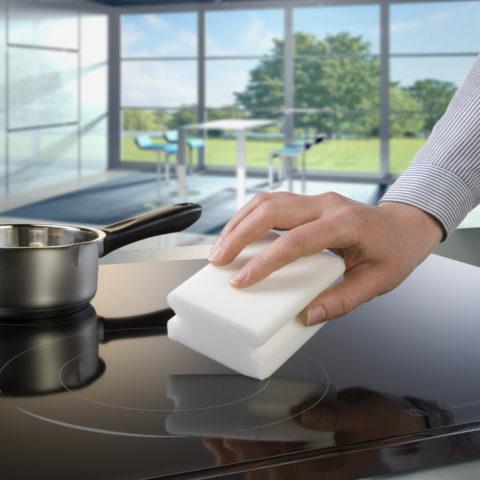 تولید نانو پوششهای چربیگریز پایدار روی سطوح فلزی یا شیشهای