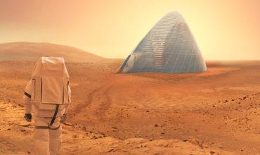 چالش ساخت اقامتگاه فضایی با پرینتر سهبعدی