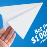 جایزه یک میلیون دلاری طراحی ربات تلگرام